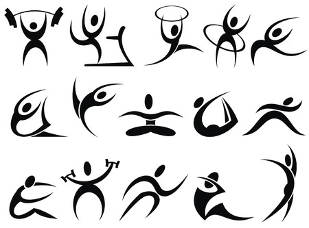 sport symbolen