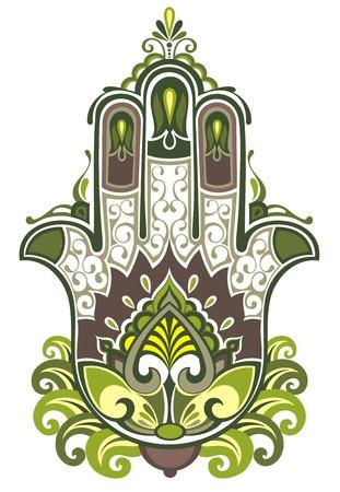 hamsa: Hamsa symbol