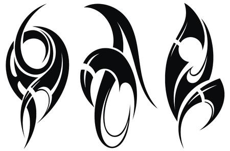 tribales: arte tribal