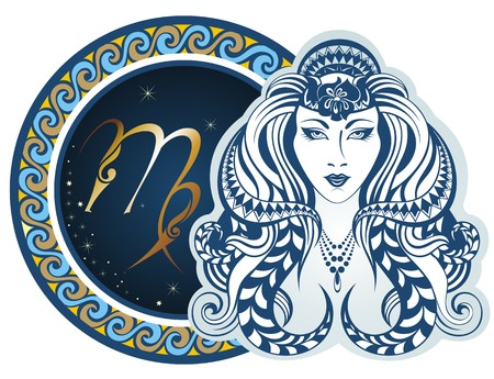 Zodiac signs - Virgo