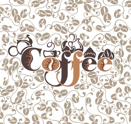 coffeehouse: Template for menu. Restaurant, cafe, bar, coffeehouse