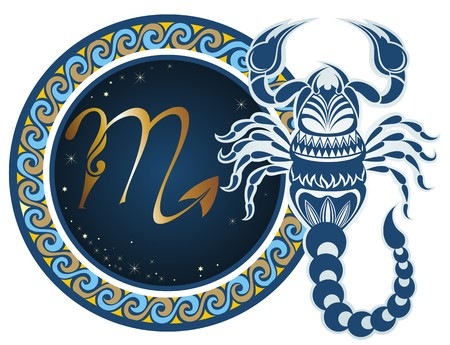 poison sign: Zodiac signs - Scorpio