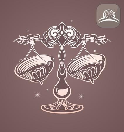 Libra zodiac sign horoscope