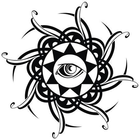 eye tattoo: Tattoo Eye