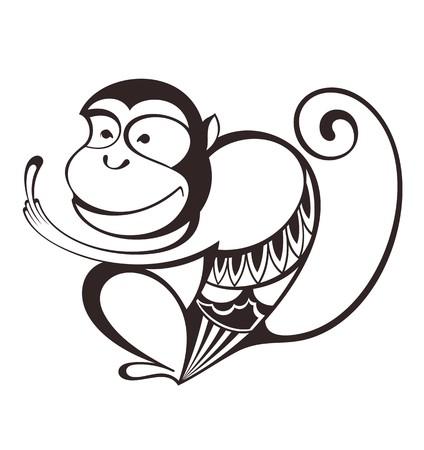 funny: funny monkey