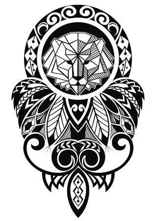 shoulders: tattoo design