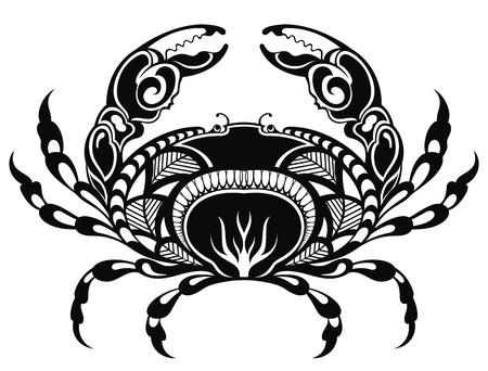 pinching: crab