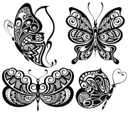 papillon: Jeu de papillons