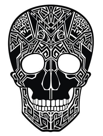 sketch sketches: tattoo skull