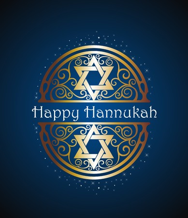 religious backgrounds: Happy Hannukah