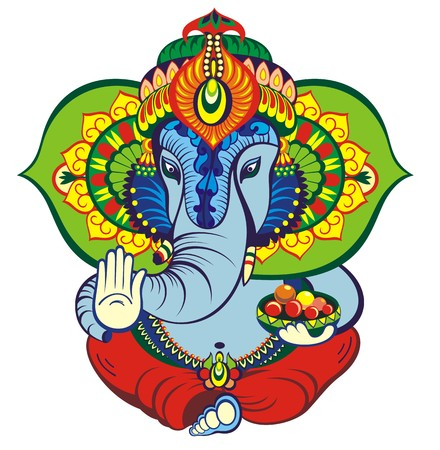 Ganesha Vectores