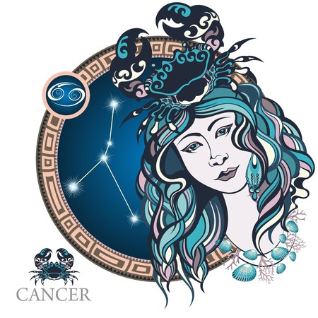 Cancer. Zodiac sign