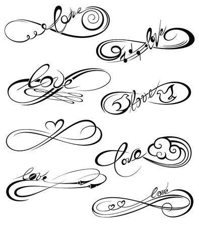 Oneindigheid pictogram, voor altijd symbool.