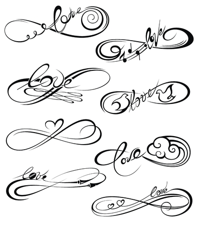928 Infinity Tattoo Cliparts Stock Vector And Royalty Free