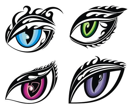 Wild animal Eyes
