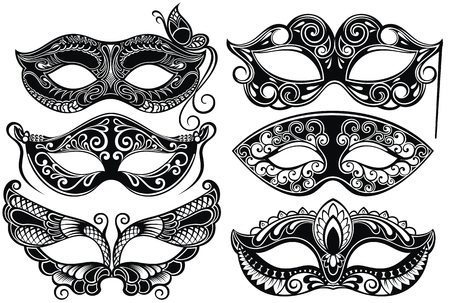 face masks collection for party