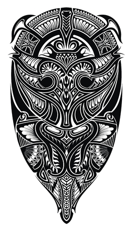 Stil Tattoo-Design