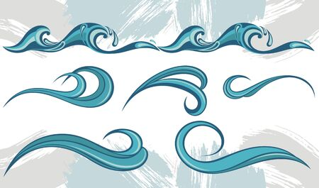 Définir des ondes vectorielles. Éléments de conception