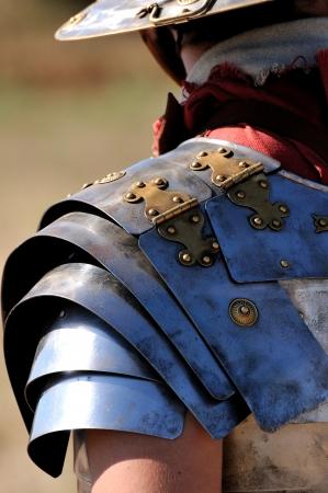 historical battle: Roman soldier