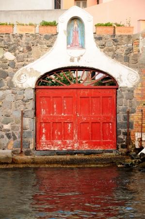 Ancient portal see photo