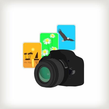 foto camera-icoon