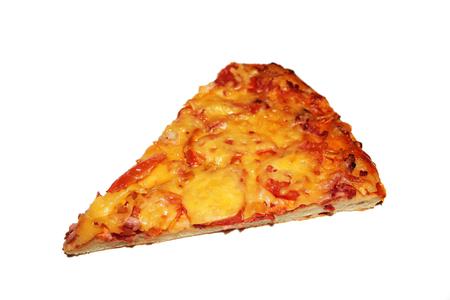 pizza slice Фото со стока