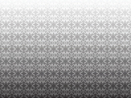Abstract background with a pattern in shades of gray Stock Vector - 17744333
