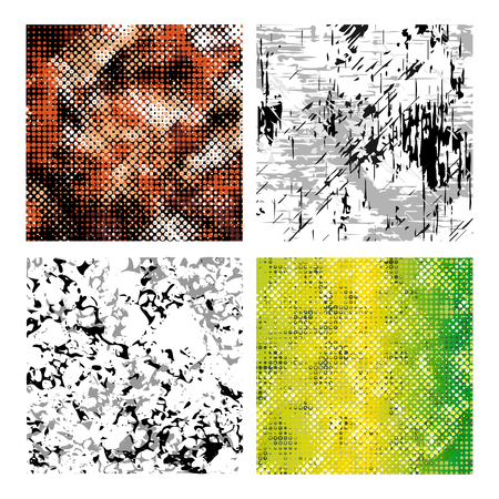 Set of textures 3