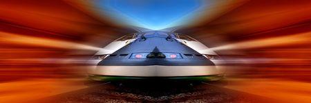 rapidity: high speed