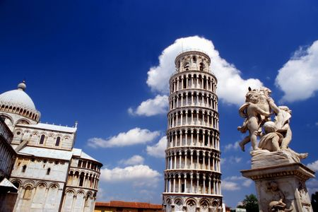 inclination: pisa tower