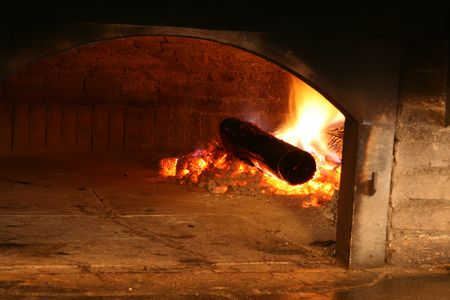 ancient tradition: horno
