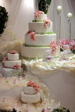 케이크: 케이크 스톡 사진