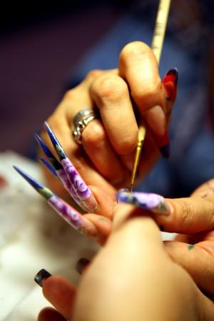nails Stock Photo - 16944108