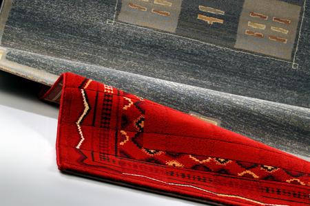 oriental rug: oriental rug Stock Photo