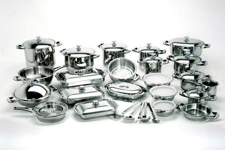 utensilios de cocina: art�culos para cocinar  Foto de archivo
