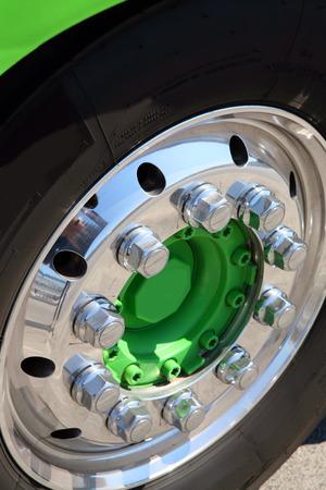 plating: wheel truck