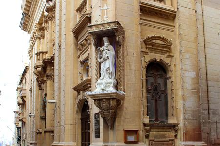 malta cities: mortar
