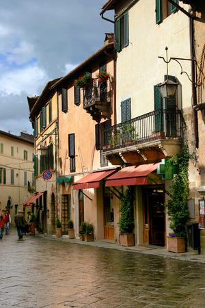 montalcino: Montalcino