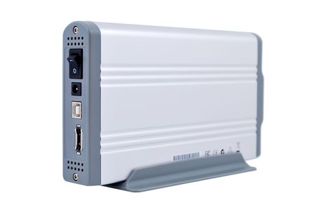 Unidad de disco duro portátil 3.5