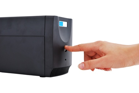 the inclusion of an uninterruptible power supply