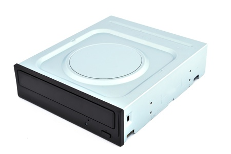 dvd rom: dvd rom on a white background