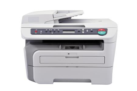 copier: Copier op een witte achtergrond