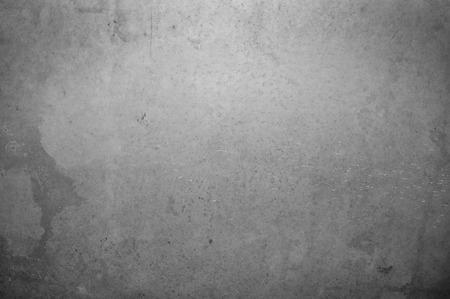 broken wall: gris de fondo antiguo muro de hormig�n, de cerca