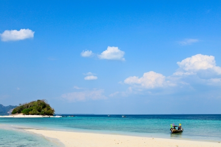 Thale Waek(Separated Sea),Krabi,Thailand Reklamní fotografie