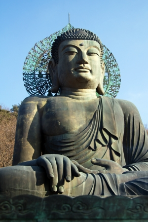 Buddha Image in Korea Stock Photo - 9352179
