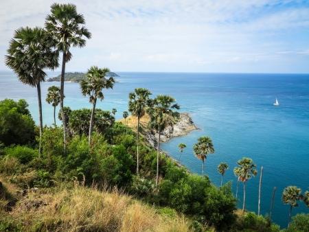 thep: Phrom Thep Cape,Phuket Island,South of Thailand
