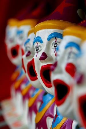 clowning: Clowning Around