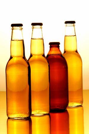 Beer Bottles Stock Photo - 3047705