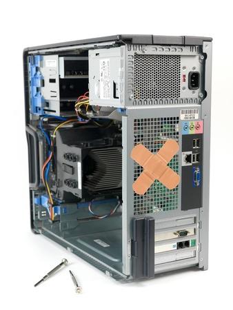 ordinateur de bureau: