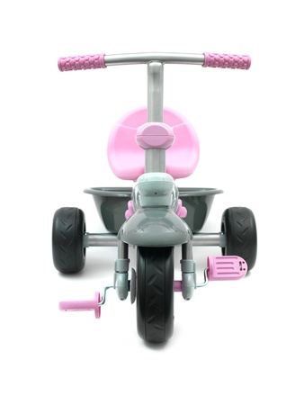 A trike isolated against a white background Stock Photo - 10614121